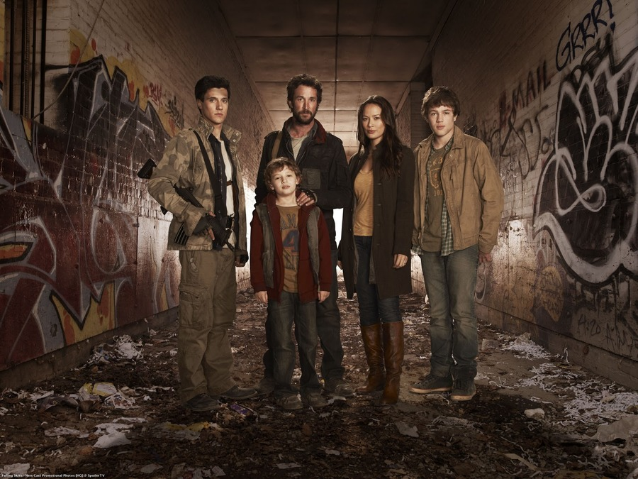 Falling Skies Pictures