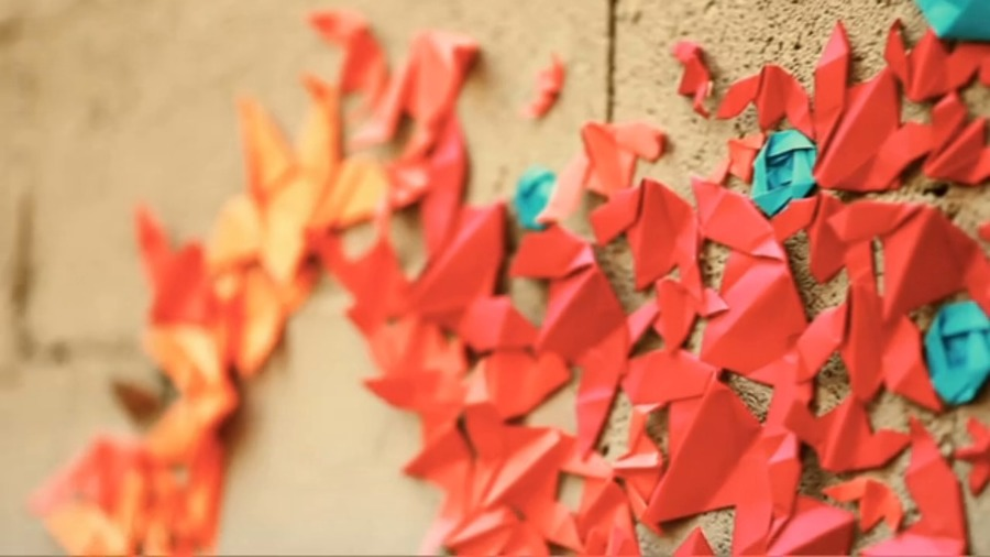 origami free wallpaper - photo #10