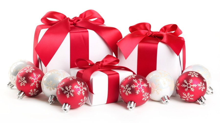 Christmas Gifts HD Wallpaper