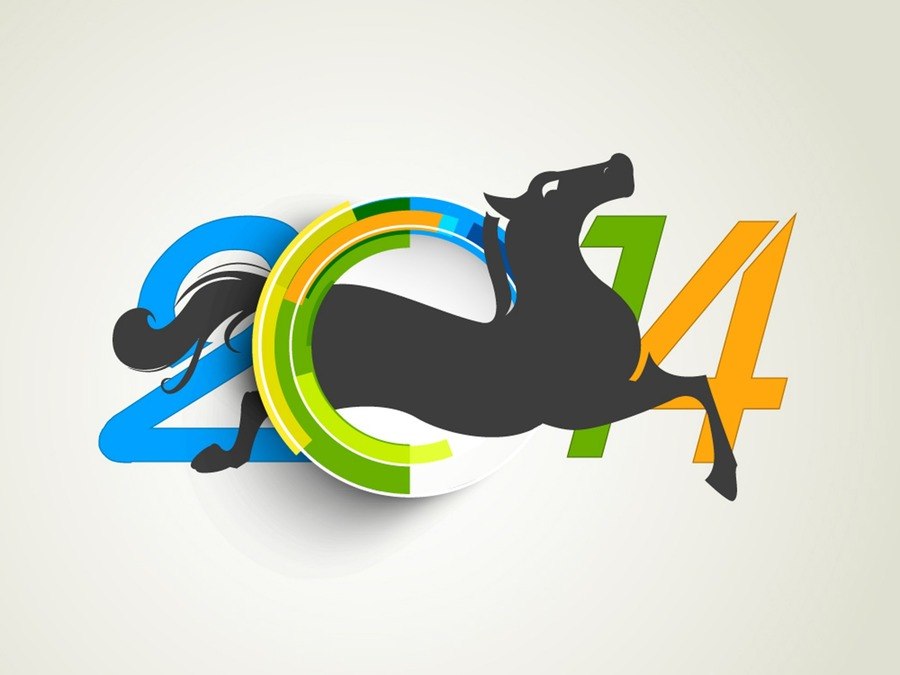 Happy New Year 2014 Cool Wallpapers