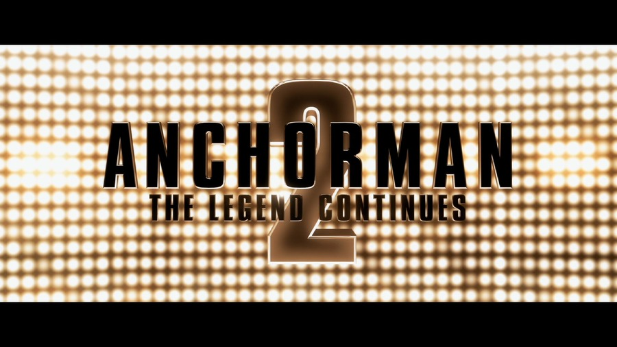 Anchorman 2 The Legend Continues Movie