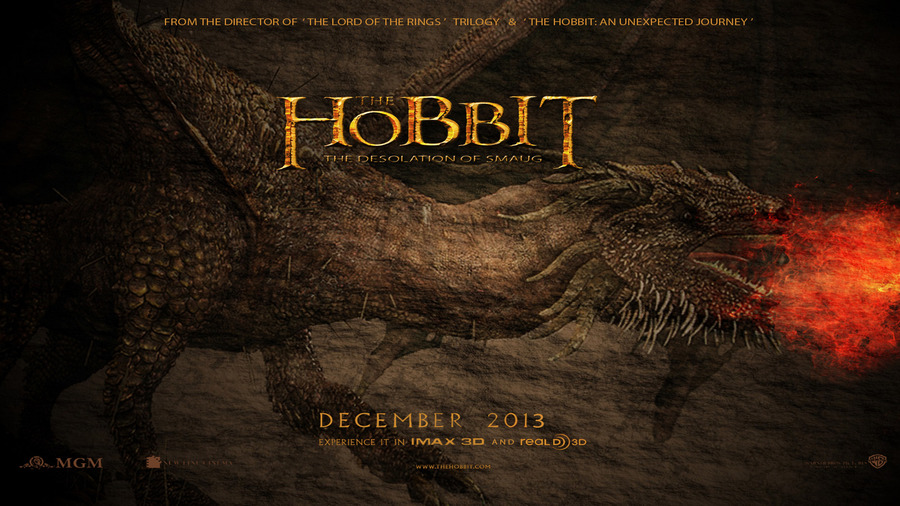 The Hobbit The Desolation of Smaug 2013 Wallpaper