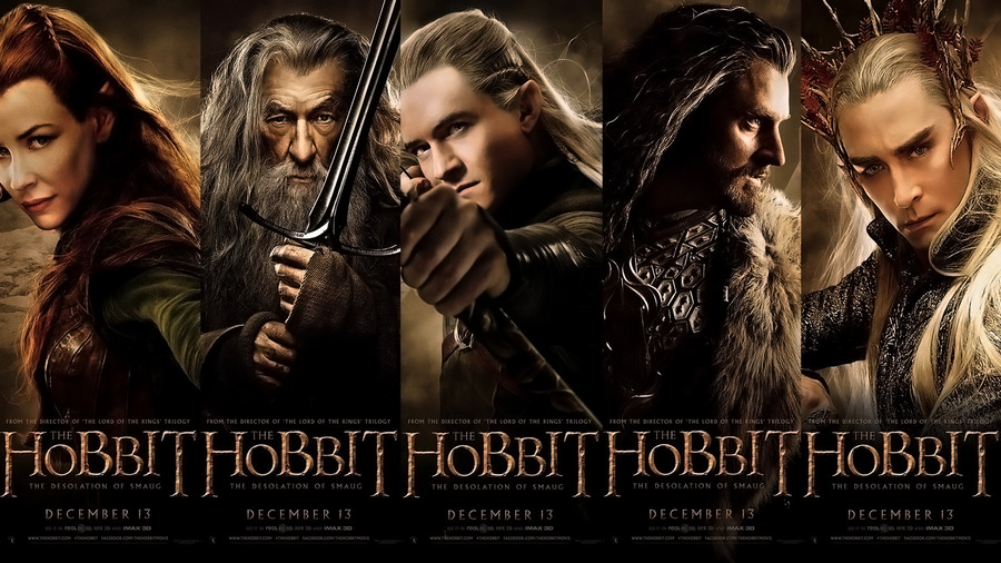 The Hobbit The Desolation of Smaug 2013 Wallpapers