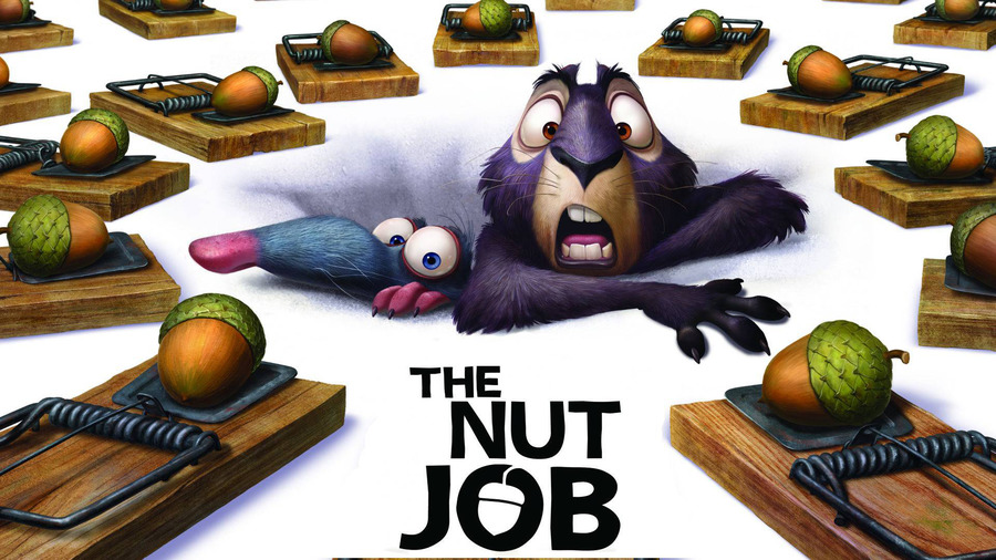 The Nut Job 2014 Poster