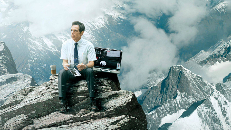 Secret Life of Walter Mitty Movie