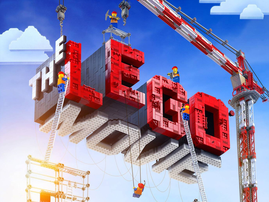 The Lego Movie 2014 Poster