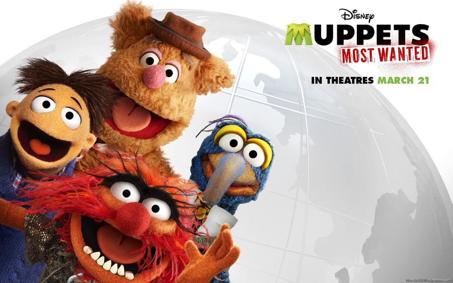 Muppets Most Wanted 2014 Movie