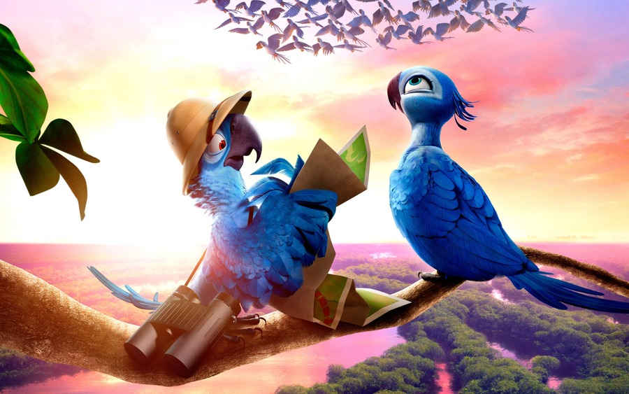 Rio 2 Background