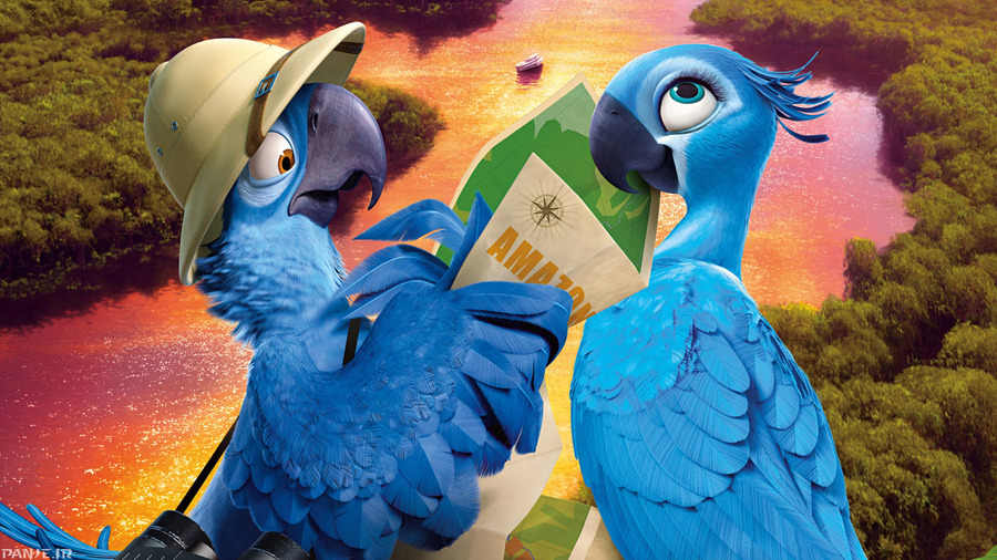 Rio 2 Backgrounds