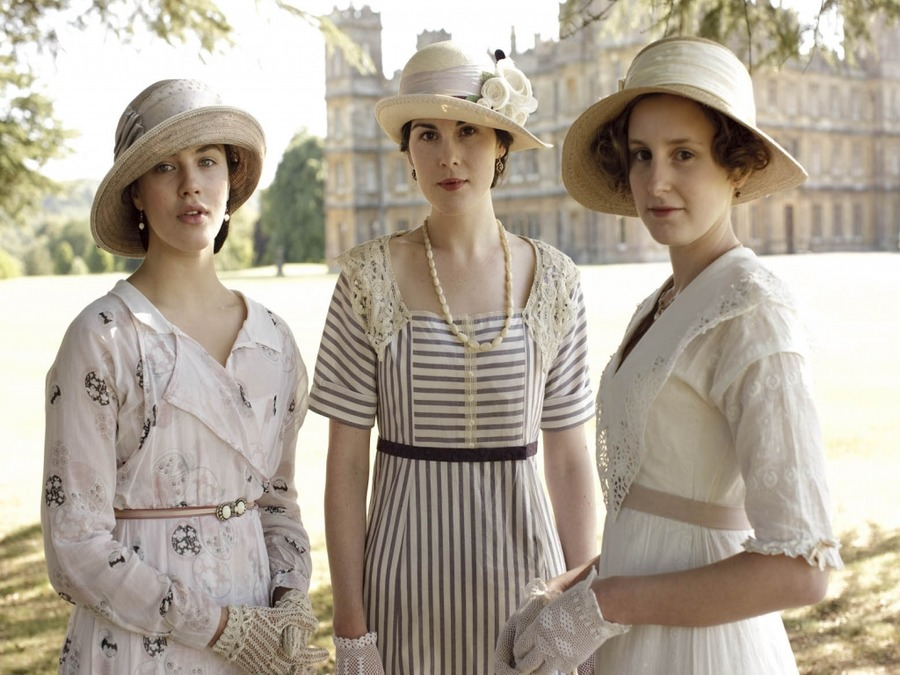 Downton Abbey Actress
