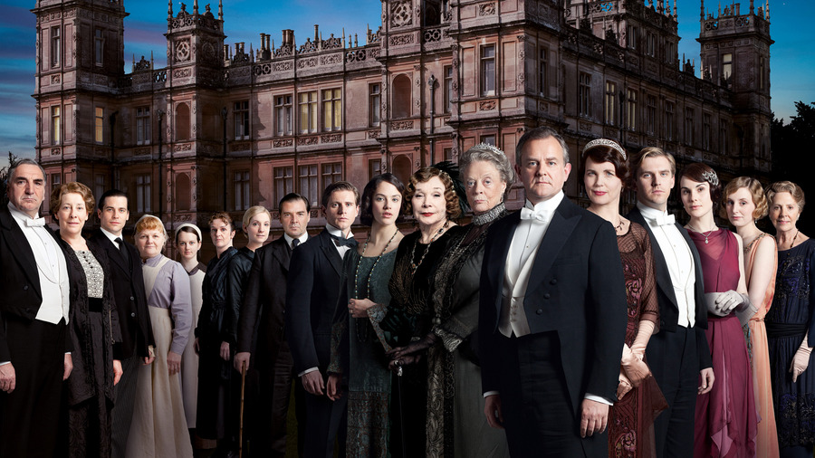 Downton Abbey Television Series