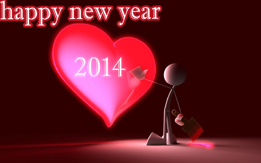 2014 New Year Cards