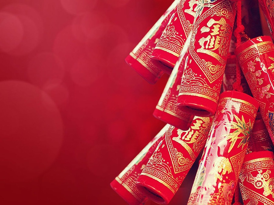 Chinese New Year 2014 Background