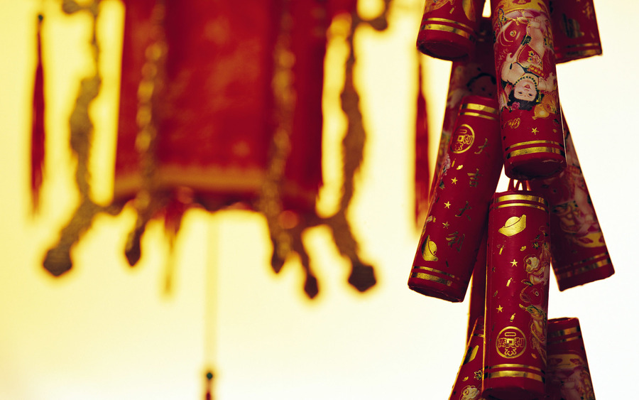Chinese New Year 2014 Free Wallpapers