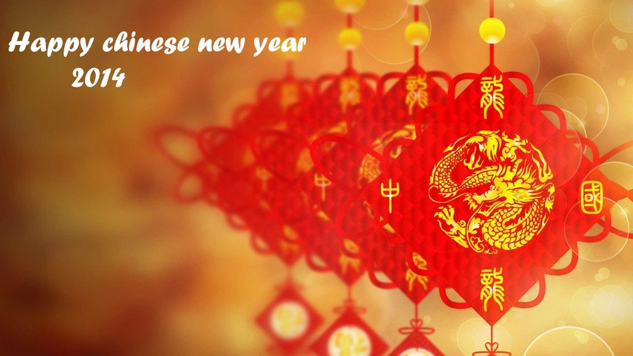 Chinese New Year 2014 Picture