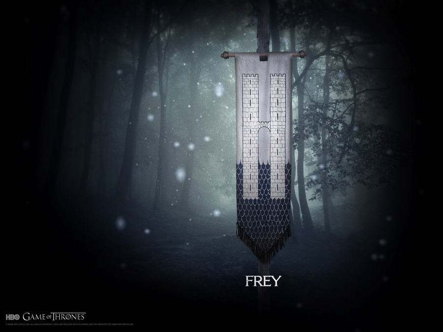 Game of Thrones House Frey