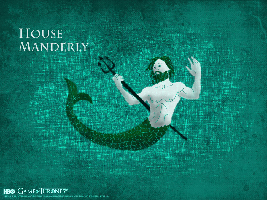 Game of Thrones House Manderly