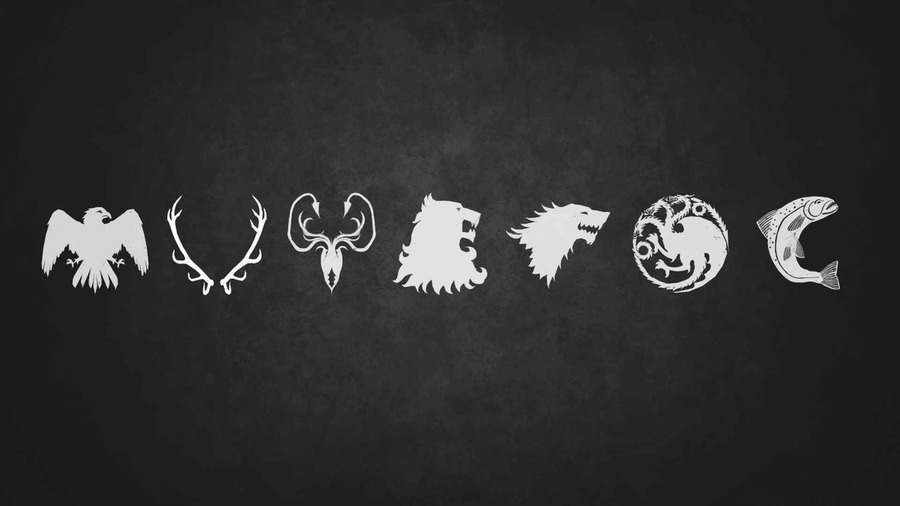 Game of Thrones Seven Kingdoms