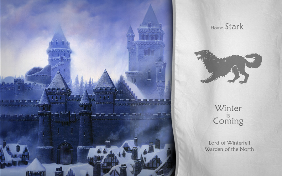 House Stark Wallpaper High Definition High Quality