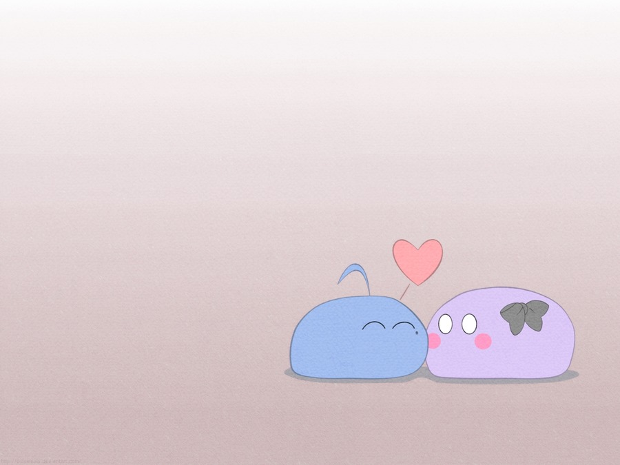 Cute Love Background