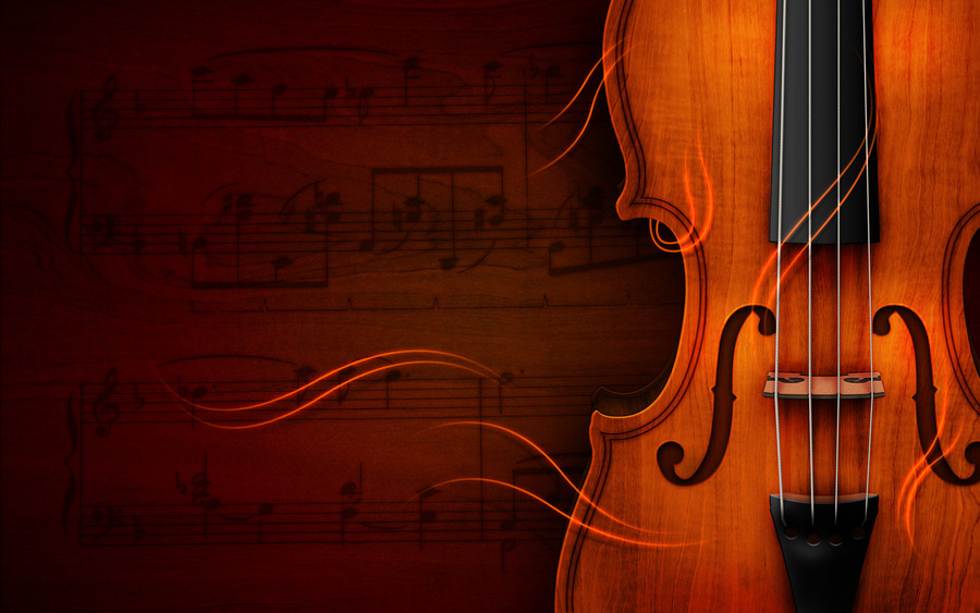 Violin Desktop Wallpapers