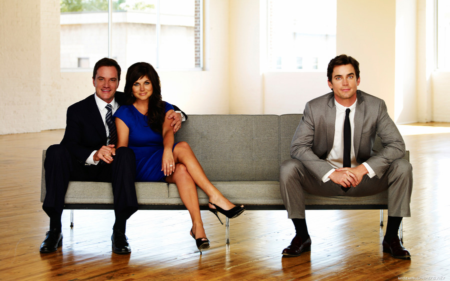 White Collar Desktop Backgrounds