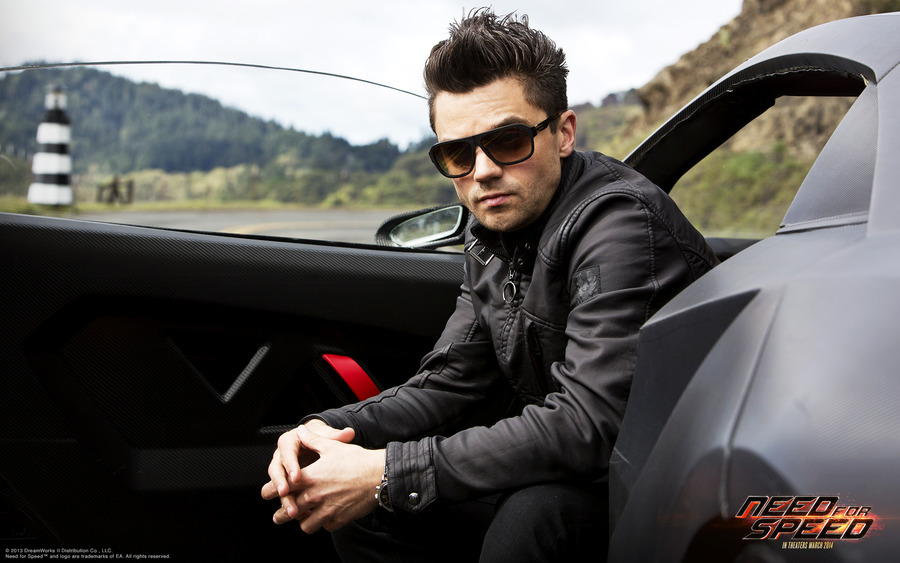 Need for Speed (2014) Dominic Cooper
