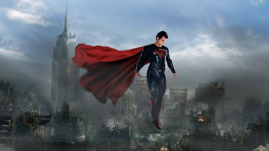 Superman Henry Cavill - Wallpaper, High Definition, High ...