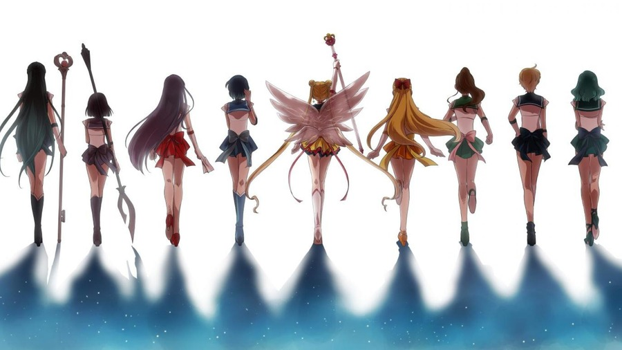 Sailor Moon Desktop Wallpaper
