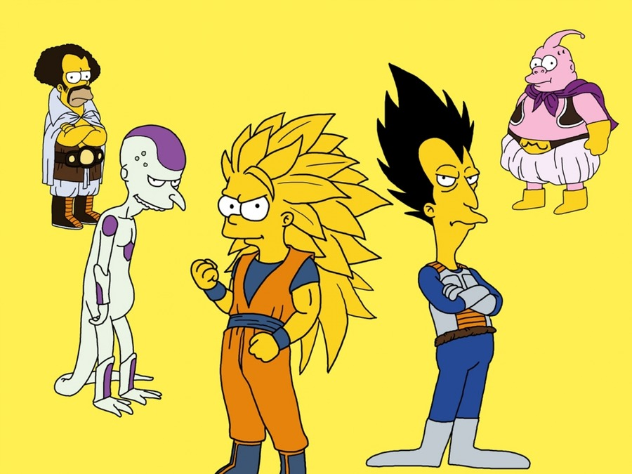 The Simpsons Funny Wallpaper