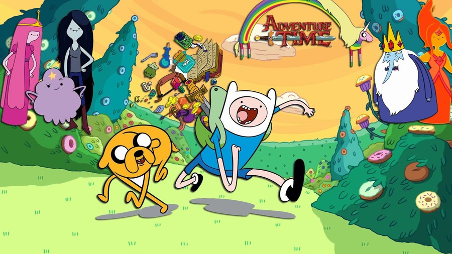 Adventure Time Animated TV Series