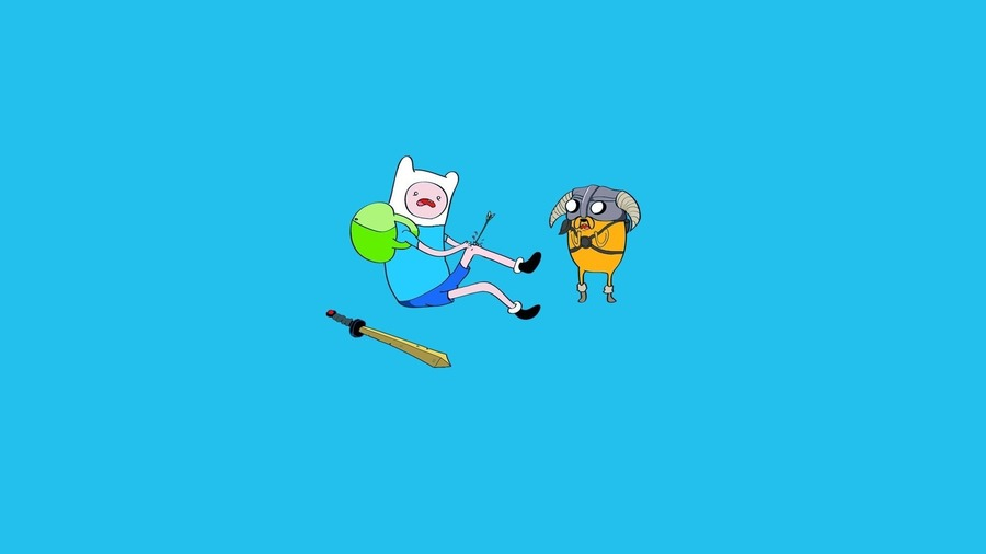 Adventure Time Full HD Wallpapers