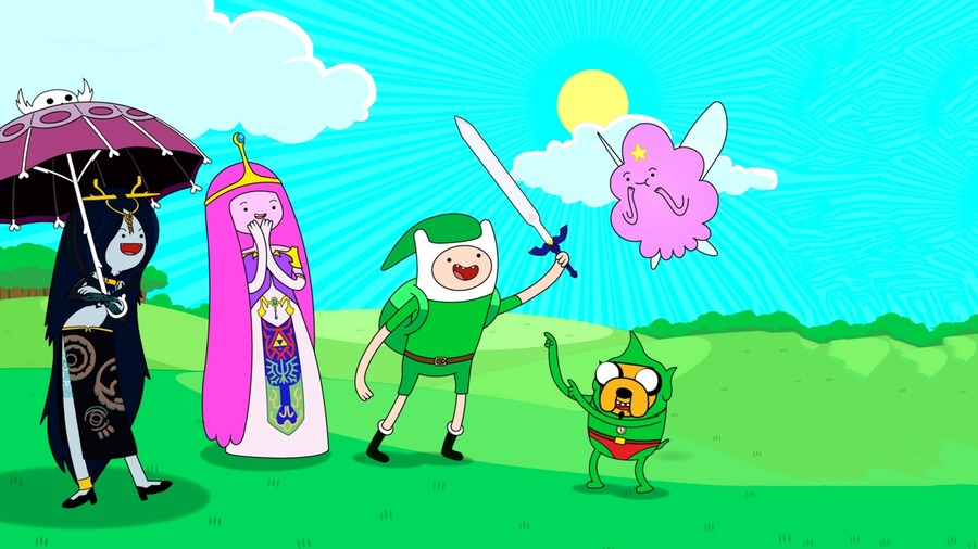 Adventure Time HD