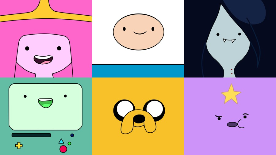 Adventure Time High Definition