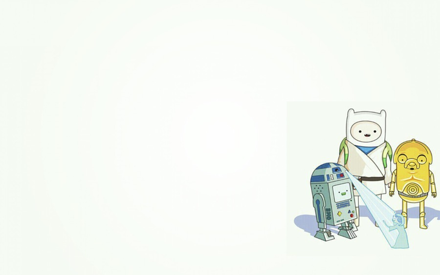Adventure Time Widescreen Wallpapers