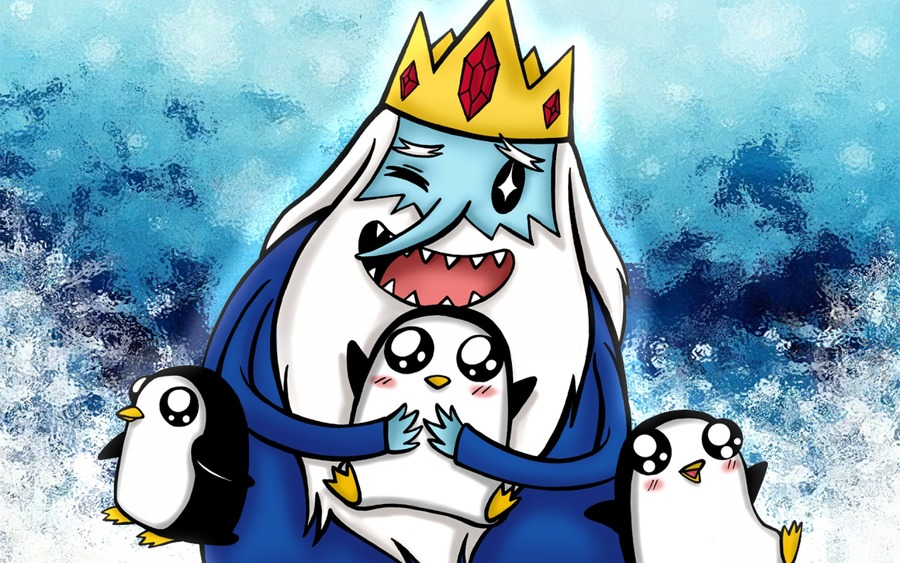 Ice King Adventure Time