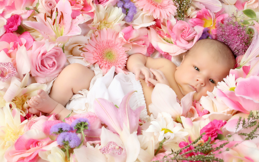 Baby Wide Wallpapers