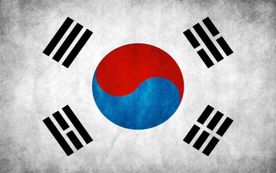 Best Western Motors >> South Korea Flag - Wallpaper, High Definition, High Quality, Widescreen