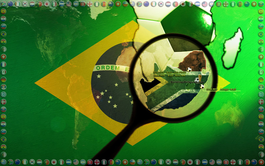 World Cup 2014 Backgrounds