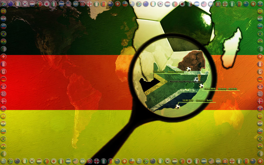 World Cup 2014 Desktop Backgrounds