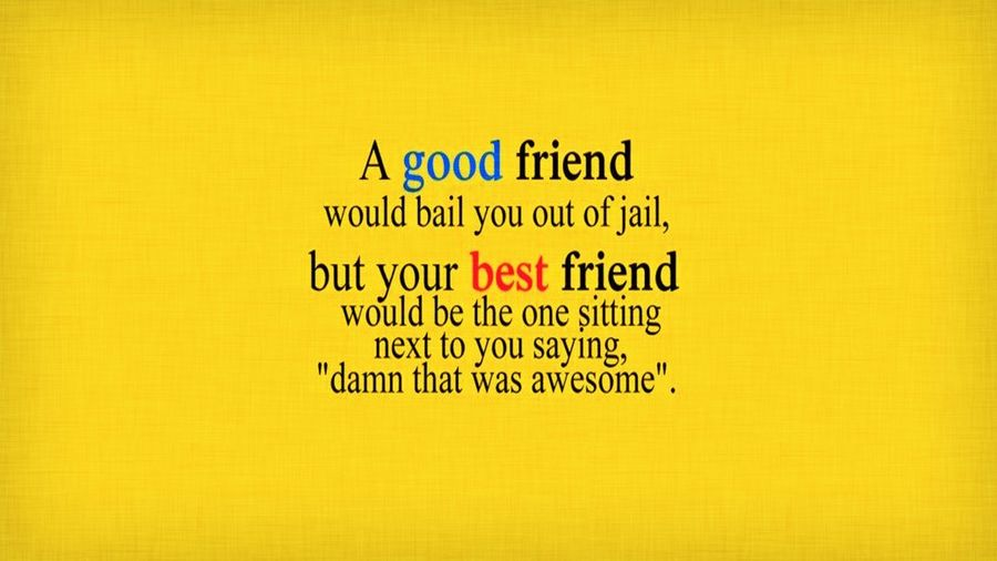Quotes friendship