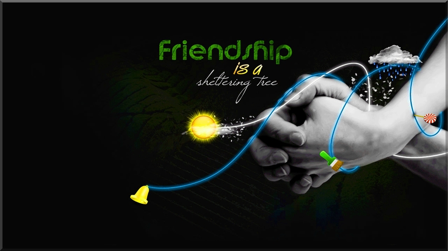 Friendship Quotes HD Wallpapers