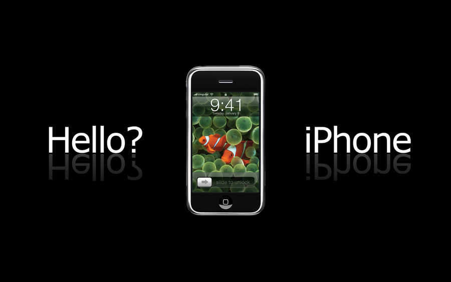 Hello Iphone
