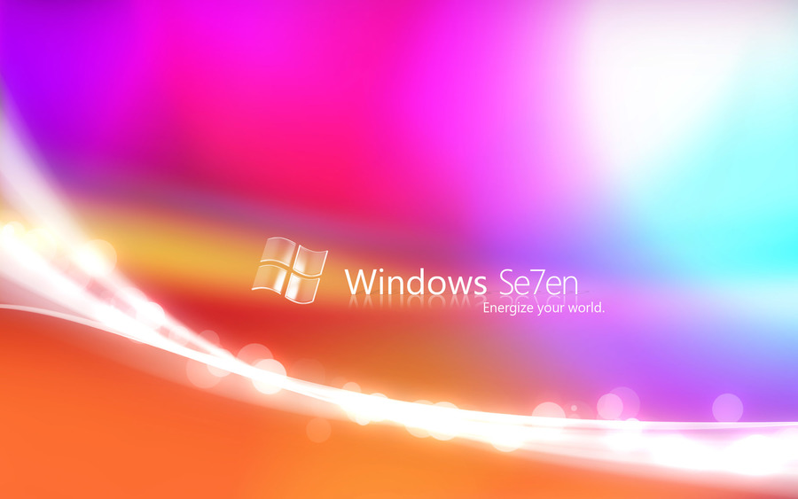 Windows 7 Abstract