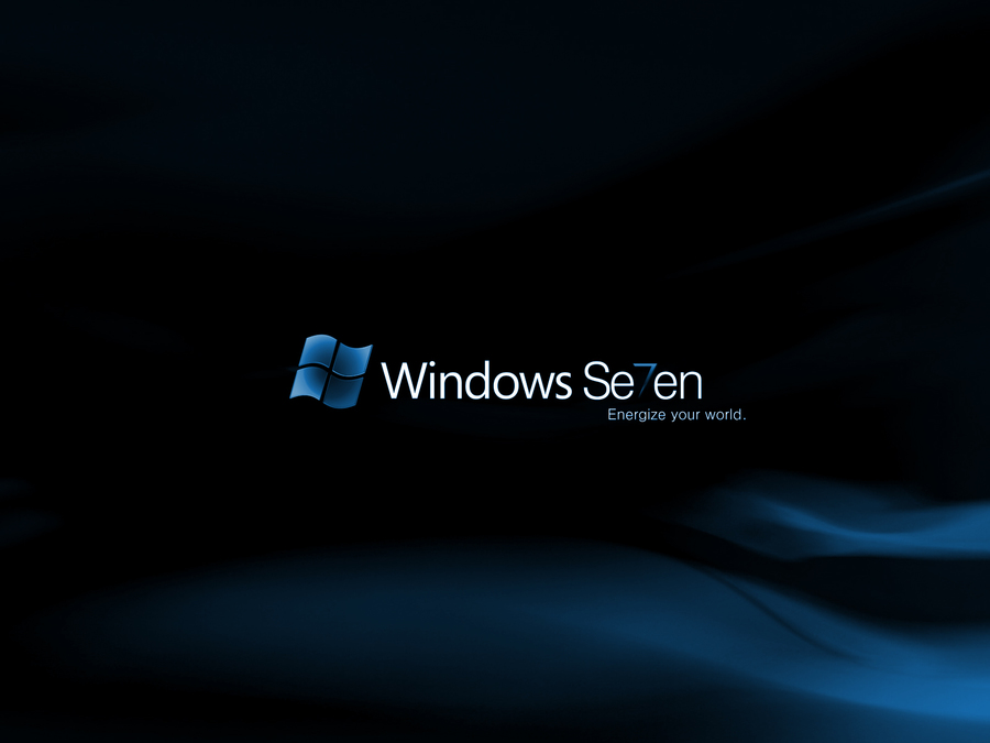 Windows Se7en Dark