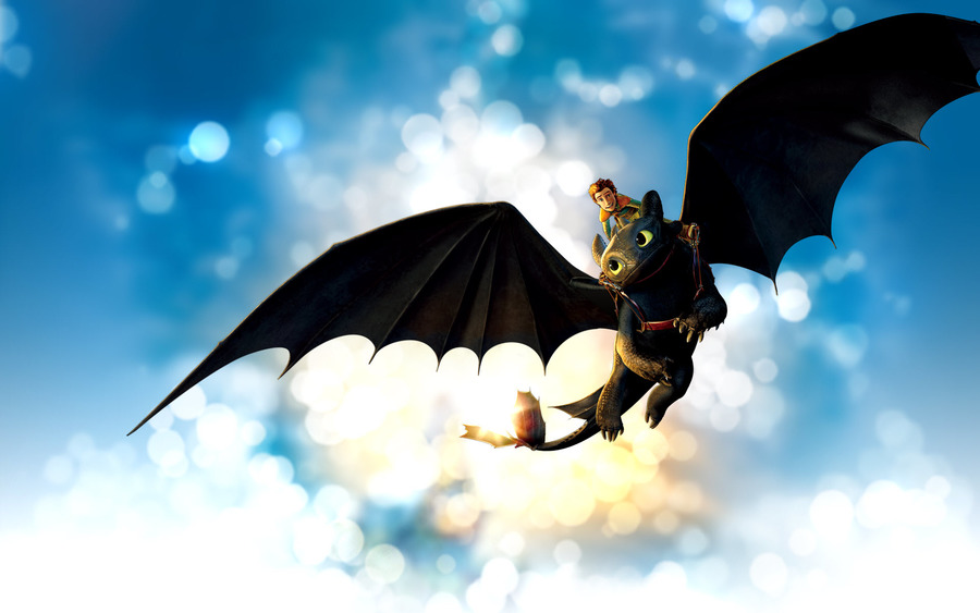 Japanese Hiccup Dragon