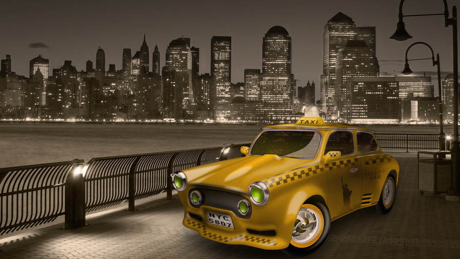 Taxi To Newjersey