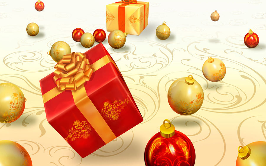 Christmas Gifts High Definition