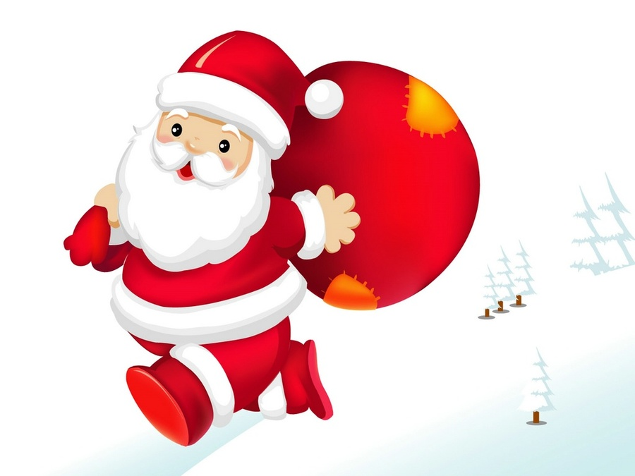 Santa Run For Gifts