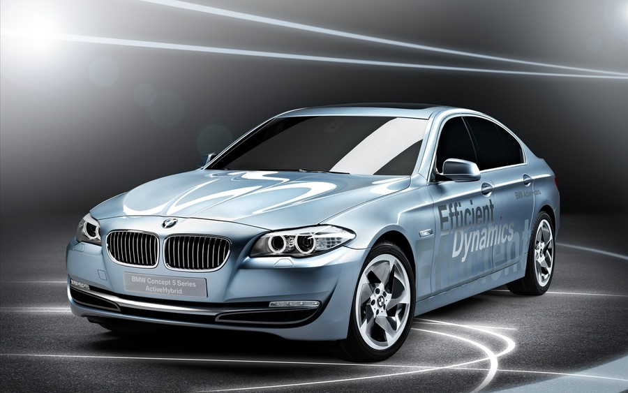 2010 Bmw Series 5 Active Hybrid Concept